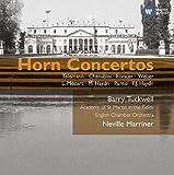Horn Concertos - Telemann, Cherubini, Forster, Weber, L. Mozart, M. and F. Haydn, Punto - Barry Tuckwell