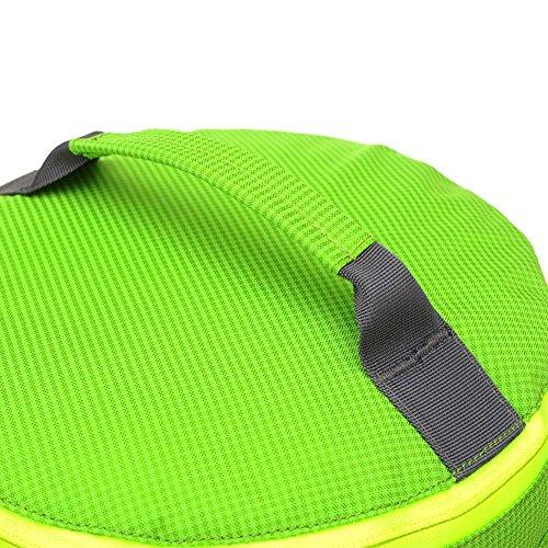 Huntvp Klassische Sporttasche Tactische Militarische Umhängetasche Multifunktionale Rucksack Wasserdicht Handgepäck für Bergsteigen Reisen Radfahren Violett