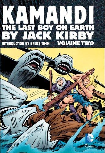 Kamandi, The Last Boy On Earth Omnibus Vol. 2 by Jack Kirby (December 18,2012)