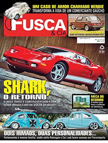 Fusca & Cia ed.105 (Portuguese Edition) por On Line Editora
