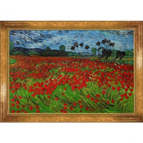 hand-painted-reproduction-of-van-gogh-field-of-poppies-by-overstock-art-llc