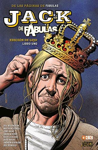 Jack de Fábulas: Edición de lujo - Libro 1 (de 2)