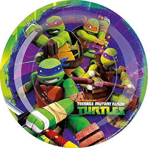 BIGIEMME S.R.L., 8 GERICHTE Ninja Turtles 23 CM