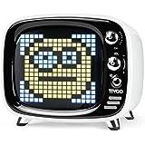 Divoom Tivoo Classic Retro Bluetooth-Lautsprecher mit 6 W Audio, programmierbarer LED-Bildschirm, gesteuert von der Mobile Ap