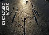 Eisplanet Aasee (Posterbuch DIN A4 quer): Frostige Ansichten vom Aasee in Münster im Gegenlicht. Lange, bewegliche Schatten auf dem Eis. (Posterbuch, ... [Taschenbuch] [Nov 26, 2013] Gross, Viktor