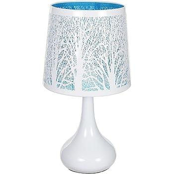 Lampe De Chevet Abat Jour Couleur Taupe Etoile Amazon Fr