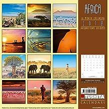 Africa 2018: Kalender 2018 (Mindful Edition)