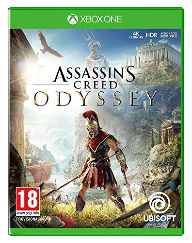 Assassins Creed Odyssey - Xbox one, Edición:Estándar