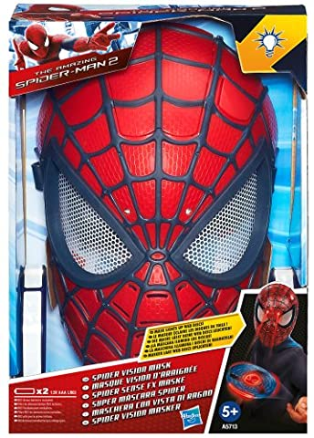 Costumes Déguisements Partir B - The Amazing Spider-Man 2 – Spider Vision
