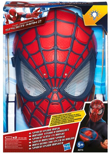 (Hasbro A5713E27 - Spider-Man Sense FX Maske)