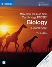 Cambridge IGCSE biology. Per le Scuole superiori. Con CD-ROM. Con espansione online