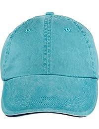 Neue Anvil Unisex Erwachsene Low Profile Pigment Dyed Schlauchtuch P-Cap, One Size,