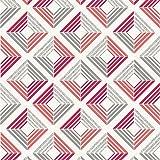 3D Tapete geometrische Diamant Glitzer Echo Retro Squares Modern Bold