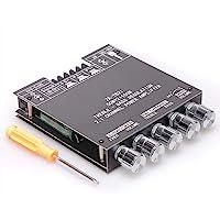 Scheda amplificatore Bluetooth a 2.1 canali con chip tpa3116D2, potenza di uscita di picco 50W * 2 + 100W, kit…