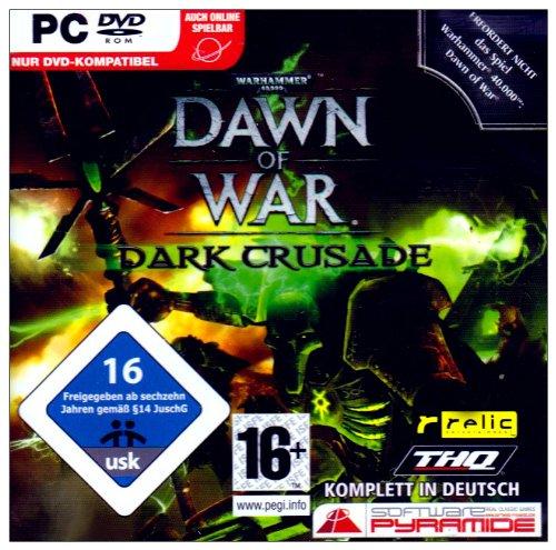 Warhammer 40,000: Dawn of War - Dark Crusade Add-on [Software Pyramide]