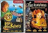 Bibi Blocksberg - Spielfilm Set (Bibi Blocksberg 1 + Bibi Blocksberg und das Geheimnis der blauen Eulen) - Deutsche Originalware [2 DVDs]