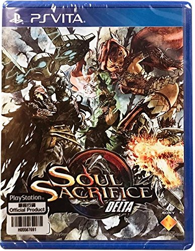 PS Vita Soul Sacrifice Delta (Englisch) für Playstation Vita