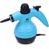 MLMLANT dampfreiniger Mehrzweck- Wassertank mit Handdampfreiniger für Fleckenentfernung, Teppiche, Vorhänge, Bettwanzen-Steuerung, Autositze