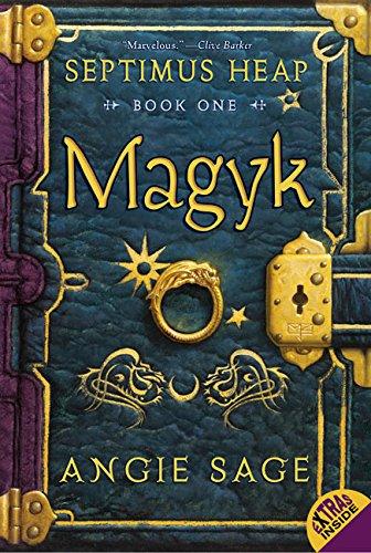 Septimus Heap 1. Magyk por Angie Sage