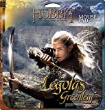 Ata-Boy The Hobbit: Desolation of Smaug Legolas Greenleaf Mouse Pad by Ata-Boy