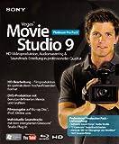 Sony Vegas Movie Studio 9 Platinum Pro-Pack