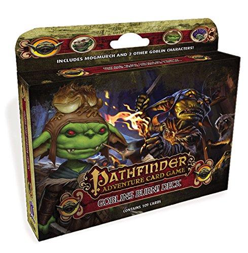 Pathfinder Adventure Kartenspiel: Goblins Brennen. Klasse Deck (Goblins Spiel)