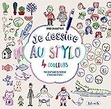 Telecharger Livres Je dessine au stylo 4 couleurs (PDF,EPUB,MOBI) gratuits en Francaise
