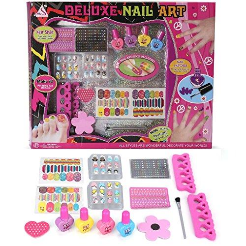 Shinehalo j-004 nail art nuovo stile arte decorazione accessori di unghia non tossico regalo per ragazza