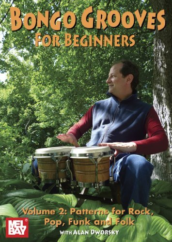 Alan Dworsky: Bongo Grooves For Beginners [DVD]