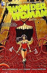 Wonder Woman Vol. 4: War (The New 52) by Brian Azzarello (2014-10-07)