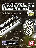Classic Chicago Blues Harp #2 (David Barrett's Complete Harmonica Masterclass Lesson)