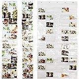 Fotovorhang Foto Collage Fototaschen Fotocollage für 20, 28 oder 50 Fotos