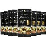 8 x Planet Plant-Based Bio Fettuccine Edamame (200g por unidad) - vegano, 100% a base de soja verde, sin gluten, rico en nutr