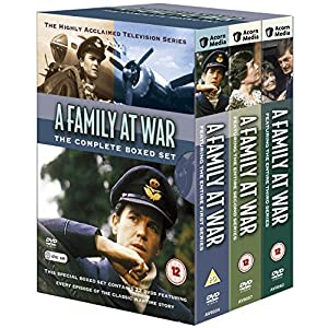 Family At War: Complete Set [DVD] [1970]