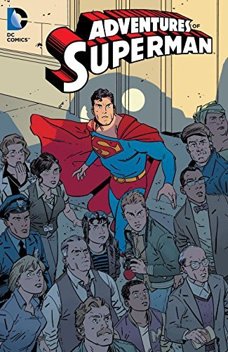 Adventures of Superman Vol. 3 by Max Landis (2015-03-31)