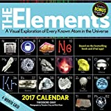Elements 2017 Calendar: A Visual Exploration of Every Known Atom in the Universe