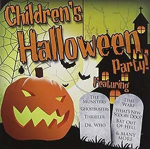 Children'S Halloween Party (Kinder-Halloween)