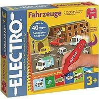 "Jumbo Spiele 19534 - Elektro Wonderpen ""Fahrzeug"" - Lernspiel"