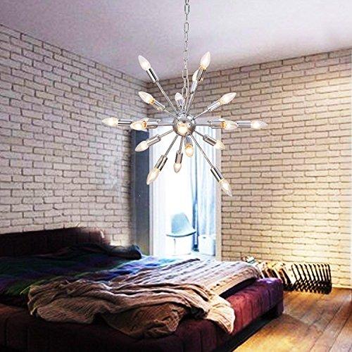 20 di fascia alta minimalista salotto lampadario, semplici lampadari europei camera da letto, il lampadario ristorante