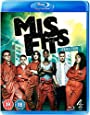 Misfits - Series 4 [Blu-ray] [Region Free]