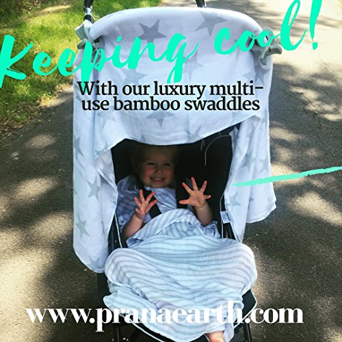 @ Panni in Mussola di Bambù Organico per Neonato (2 Pezzi)   Quadrati Unisex 120x120cm Neonati   Multiuso, il Panno è Asciugamani, Swaddle, Telo Allattamento   In Omaggio 4 Mollette per Passeggino confronta il prezzo