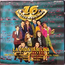 16 Kilates by Onda Vaselina (1994-08-12)
