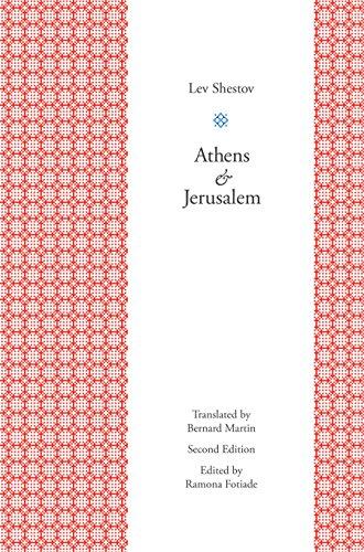 Athens And Jerusalem por Bernard Martin epub