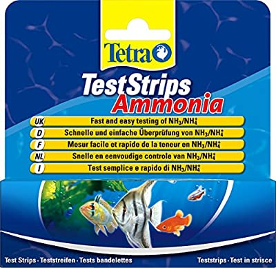 Tetra TestStrips Ammonia - 25 Streifen