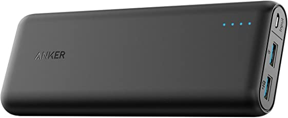 Anker PowerCore PowerCore 20000mAH Lithium-ion Power Bank (Black)
