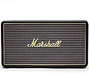 مكبر صوت ستريو لاسلكي بحاصية البلوتوث من مارشال 4091452 - اسود (عبوة من 1)