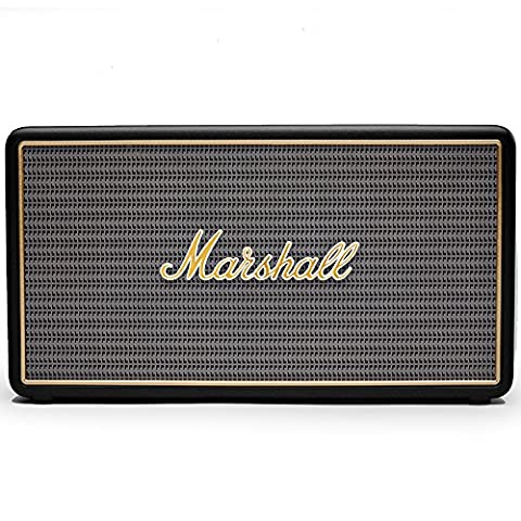 Marshall Stockwell Enceinte Bluetooth Portable - Noir