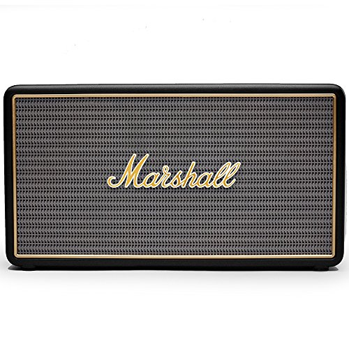 Marshall Stockwell Enceinte Bluetooth Portable - Noir