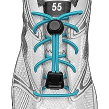 55deporte elástico Lock cordones para zapatos, versión 2