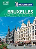 Guide Vert Week-End Bruxelles Michelin
